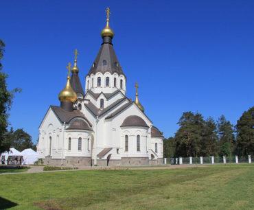 Храм Морской Славы России